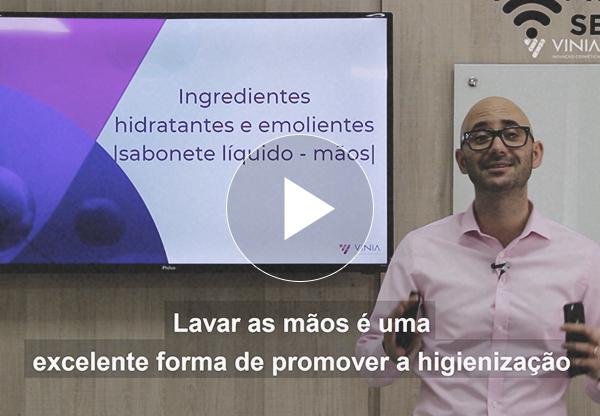 [ vídeo ] Ingredientes para deixar suas fórmulas mais suaves e hidratantes
